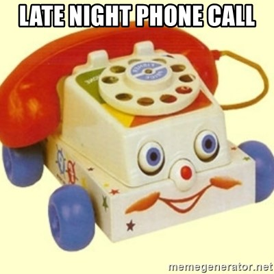 Sinister Phone - Late Night Phone Call