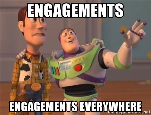 buzz light - engagements engagements everywhere