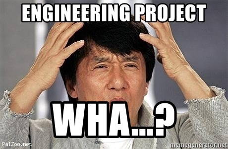 Confused Jackie Chan - Engineering project Wha...?