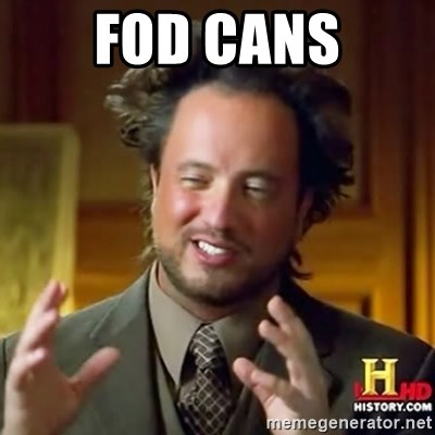ancient alien guy - Fod cans