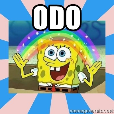 Spongebob Imagination - ODO