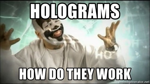 Magnets How Do They Work - holograms how do they work