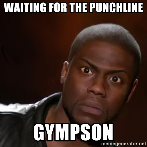 kevin hart nigga - waiting for the punchline gympson