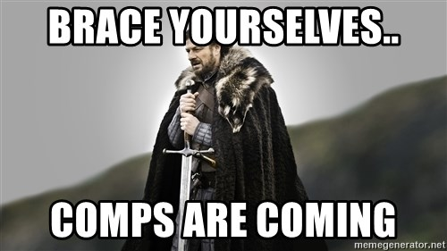 ned stark as the doctor - Brace Yourselves.. COMPS Are Coming