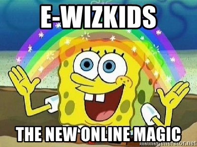 Imagination - e-wizkids the new online magic