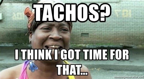 sweet brown ios - Tachos? I think I got time for that...