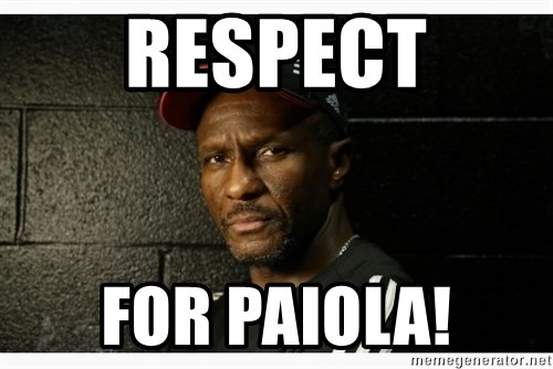 Dwane Casey's Guide to Smallball - respect for paiola!