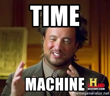 Ancient Aliens - Time Machine