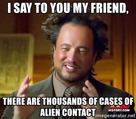 Giorgio A Tsoukalos Hair - i say to you my friend, there are thousands of cases of alien contact