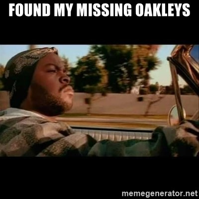 Ice Cube- Today was a Good day - Found My Missing Oakleys