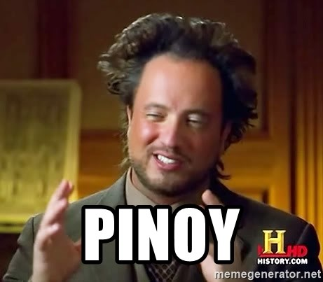 Ancient Aliens -  PINOY