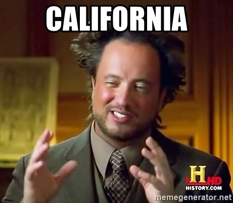 Ancient Aliens - California