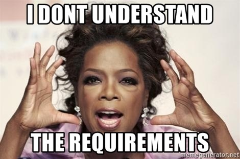 oprah - i dont understand the requirements