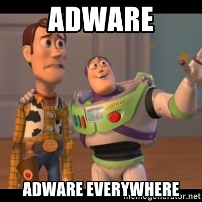 X, X Everywhere  - ADWARE ADWARE everywhere