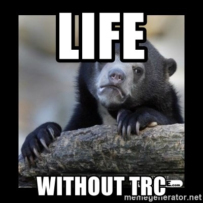 sad bear - LIFE WITHOUT TRC