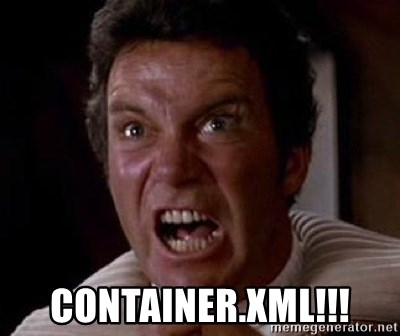 Khan -  container.xml!!!
