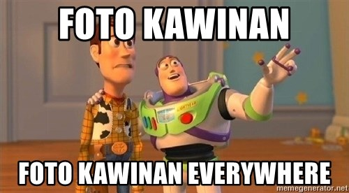 Consequences Toy Story - FOTO KAWINAN FOTO KAWINAN EVERYWHERE