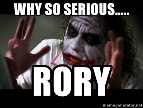 joker mind loss - Why so serious..... Rory