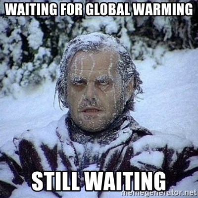 Frozen Jack - Waiting for global warming Still waiting