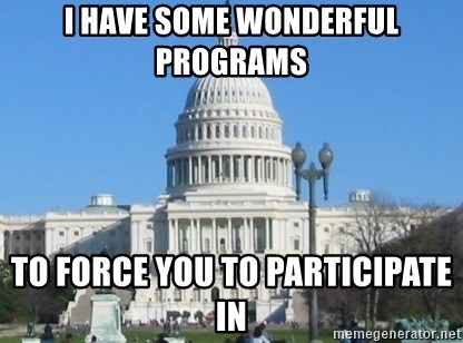 Government Shutdown White House - i have some wonderful programs to force you to participate in
