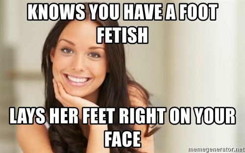 Signs You Have A Foot Fetish