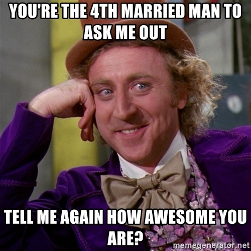 How To Ask A Married Man Out