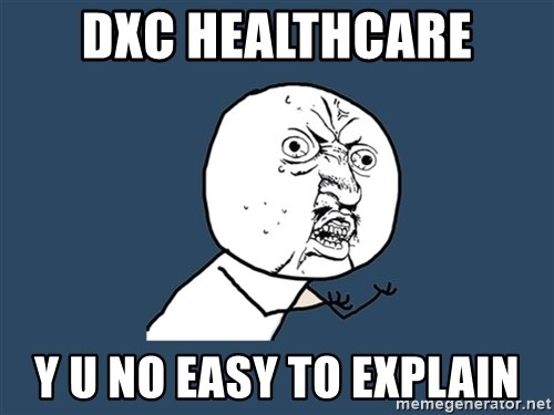 Y U No - dxc healthcare y u no easy to explain