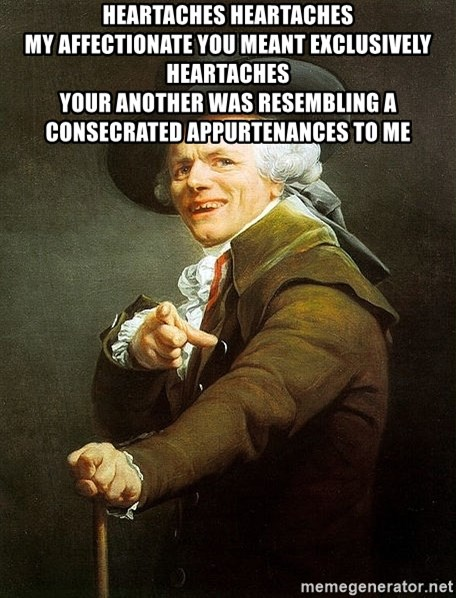 Ducreux - Heartaches