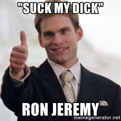 How big was ron jeremys penis