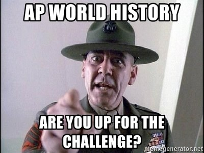 Military logic - AP World History are you up for the challenge?