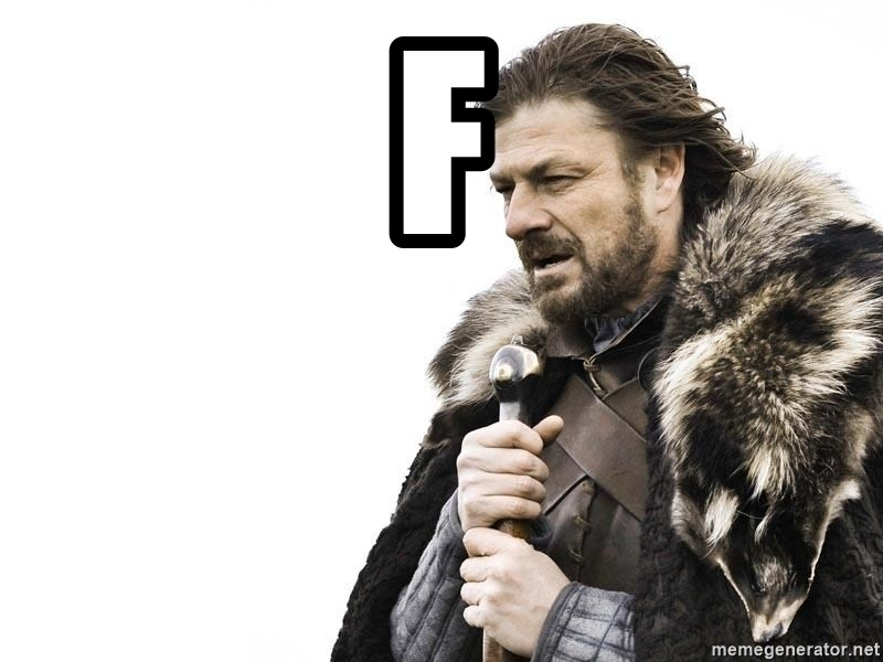 Winter is Coming - f