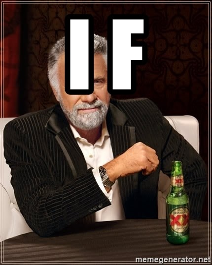The Most Interesting Man In The World - I f