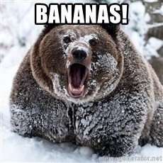 Cocaine Bear - Bananas!