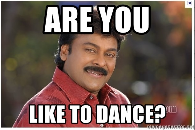 Typical Indian guy - Are you like to dance?