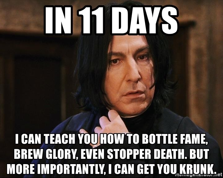 In 11 Days I Can Teach You How To Bottle Fame Brew Glory Even