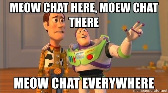Moew chat