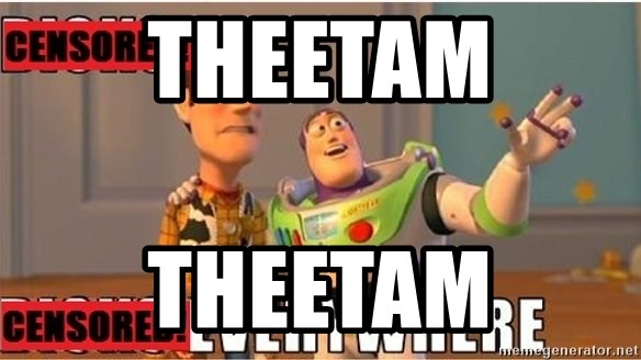 Toy Story Everywhere - theetam theetam