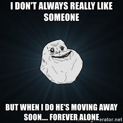 dating someone who will move away