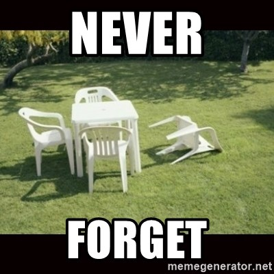 we will rebuild  - Never Forget