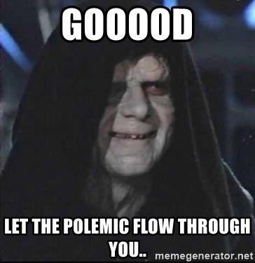 darth sidious mun - Gooood Let the polemic flow through you..