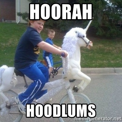 unicorn - hoorah hoodlums
