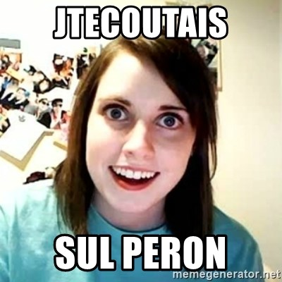 Overly Attached Girlfriend 2 - jtecoutais sul peron