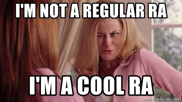 Mean Girls Cool Mom - I'm not a regular ra I'm a cool ra