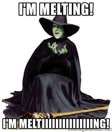 54026878 i'm melting! i'm meltiiiiiiiiiiiiiiing! wicked witch of the west