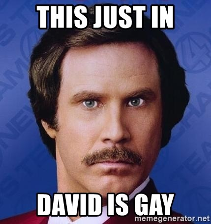 Davids gay pictures