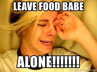 leave britney alone - Leave Food Babe Alone!!!!!!!