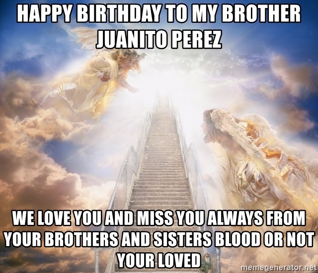 54836654 images of happy birthday to my brother in heaven impremedia net