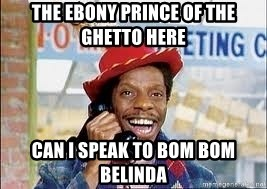 Ghetto ebonys