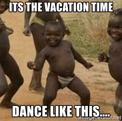 Success African Kid - ITS THE VACATION TIME DANCE LIKE THIS....