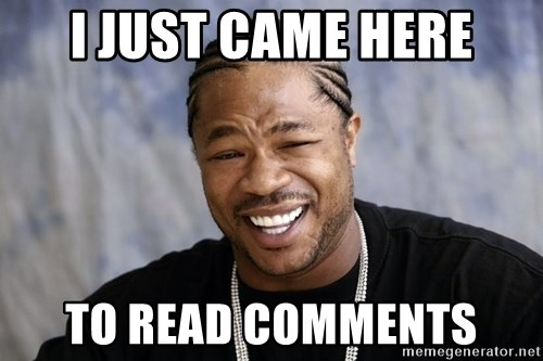Yo Dawg You let Facebook pimp your phone - I JUST CAME HERE TO READ COMMENTS